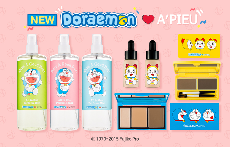 Recent special editions: Doraemon, Moomin, and more!