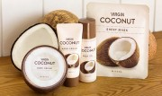 Missha's new Virgin Coconut skincare line