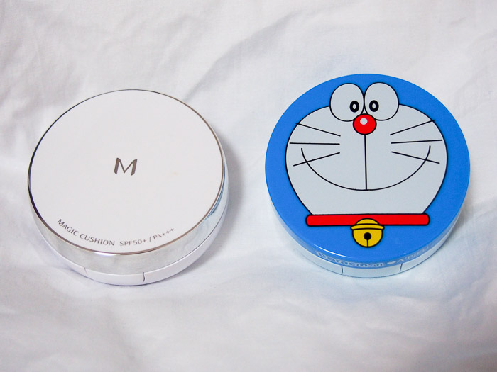 Missha and A'Pieu cushion non-compatibility